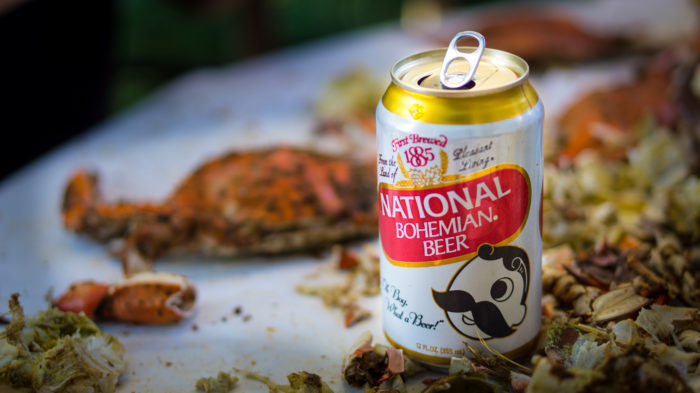 4. Beer - and keep it flowing!