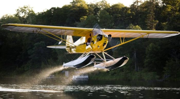 Sport Flying of Connecticut, based in Plymouth, allows you to take a seaplane ride over your choice of Candlewood Lake, Lake Zoar, Lake Lillinonah or the Housatonic River.
