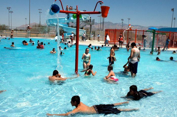 8. Quincie Douglas Pool, Tucson