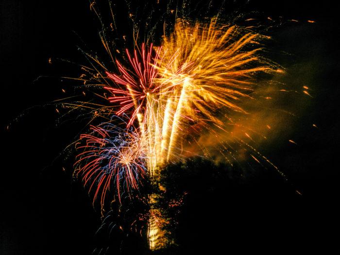 3. Salem Riverfront Park Fireworks