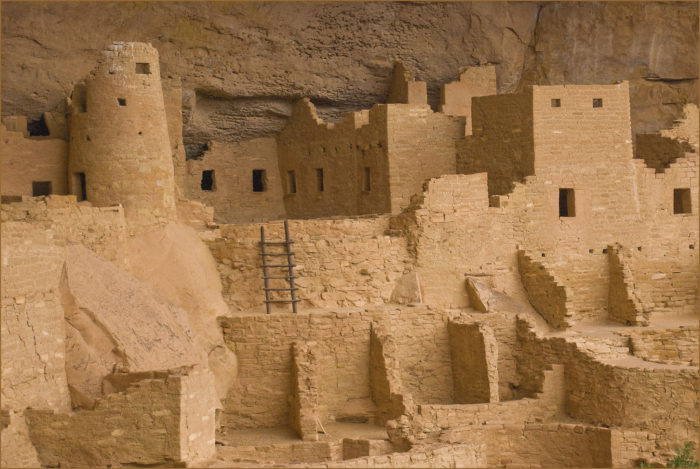 4. History is a short drive away with fascinating landmarks like Mesa Verde National Park...