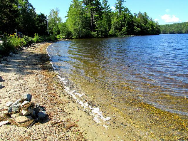 8. Kezar Lake, Sutton