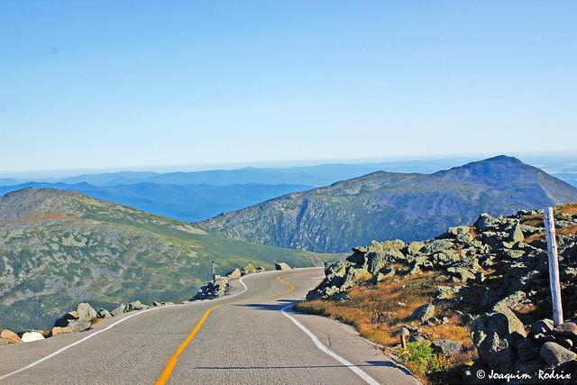 6. The Mount Washington Auto Road