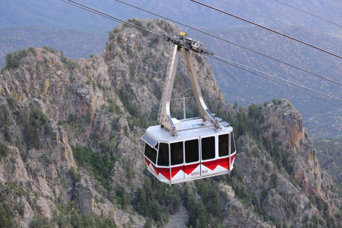 5. This is the longest aerial tram in the country.