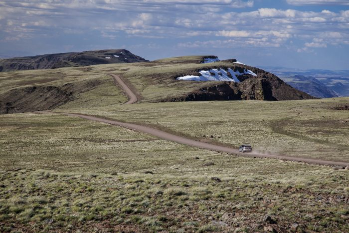 3. Steens Mountain Backcountry Byway