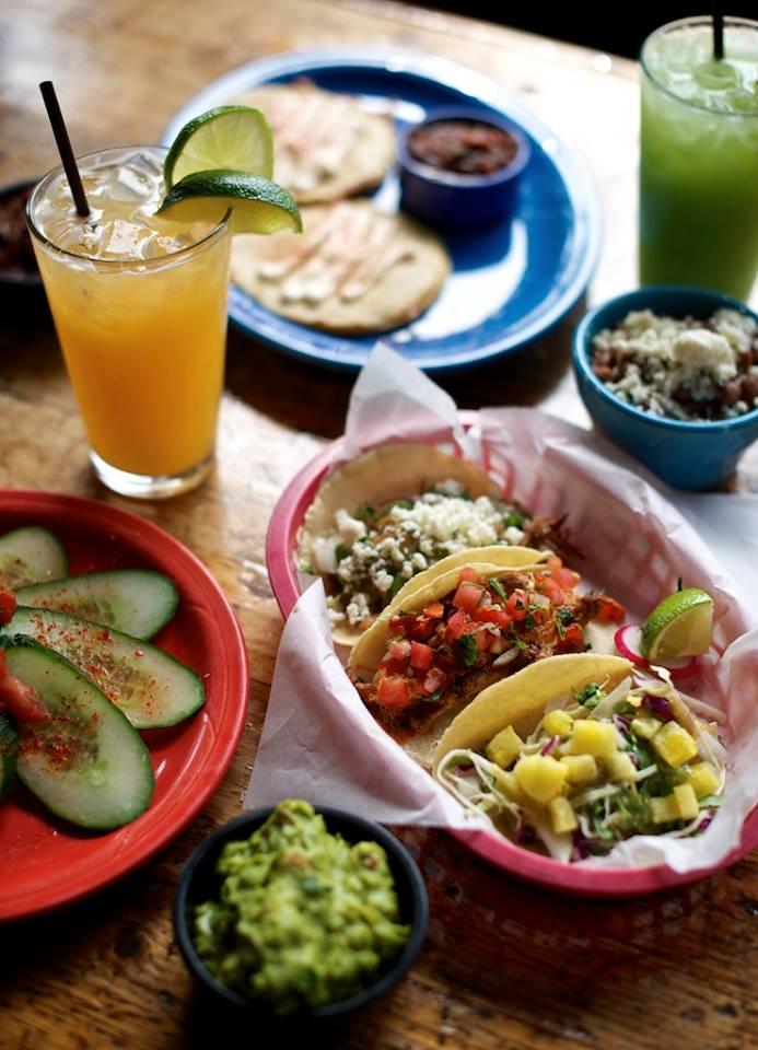 1. Tacos from ¿Por Qué No? Taqueria
