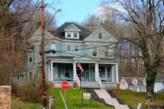 Not ready to move to Sykesville quite yet? Then just stay for a few days at the Inn At Norwood. This 1906 Inn is full of historic character.