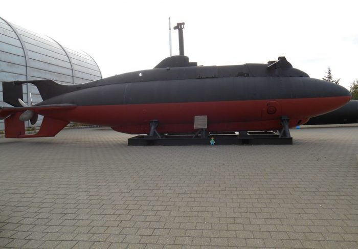 1. Submarine Force Museum (Groton)