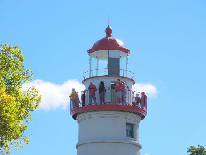 11. Marblehead Lighthouse (Marblehead)