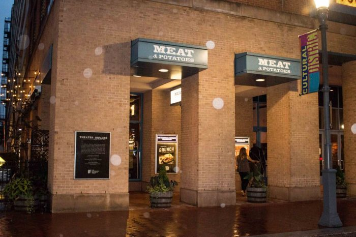 9. Meat & Potatoes - 649 Penn Avenue; Pittsburgh, PA 15222