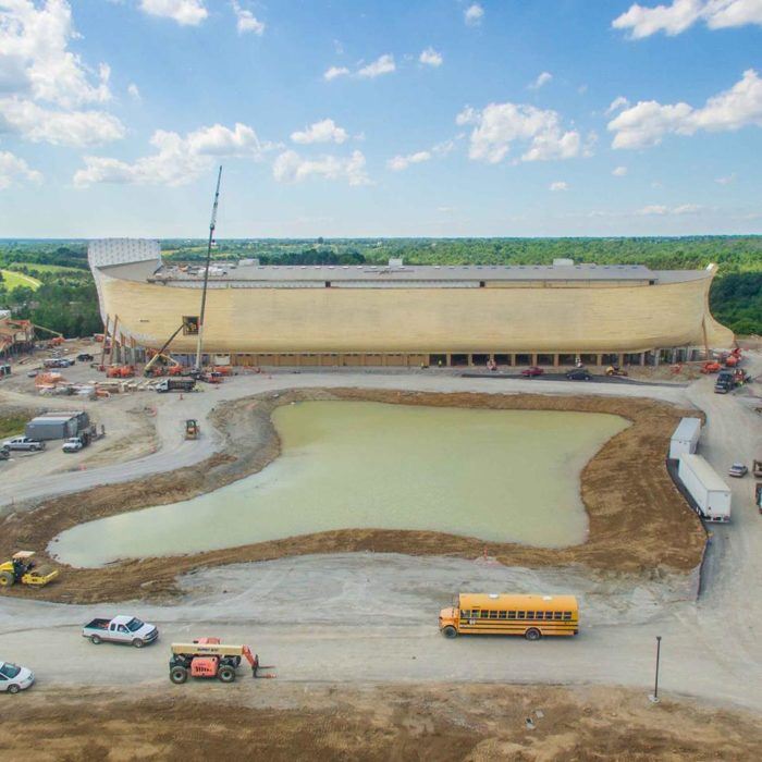 Life size replica of noah 39 s ark in kentucky opens july 2016 for Noah s ark kentucky location