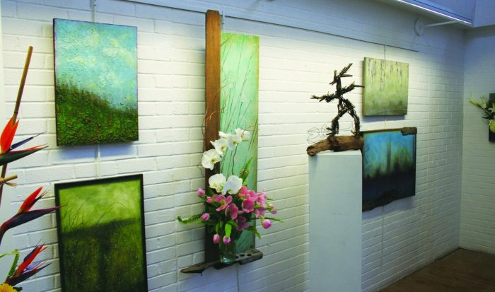 Before closing time, stop by Eastern Shore Art Center to check out their latest exhibit(s).