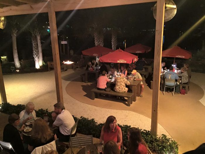 Your day trip is coming to a close, and there's no better way to end it than with a delicious dinner at Sunset Pointe. In addition to their incredible food, Sunset Pointe also has one of the most gorgeous sunset views in Fairhope.