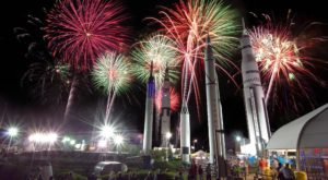 These Fireworks Displays In Alabama Will Drop Your Jaw