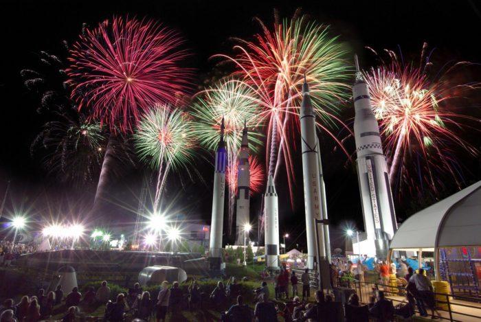 AL Fireworks Extravaganza 2