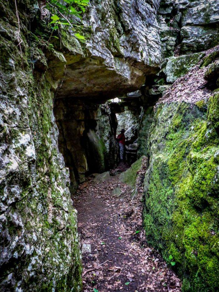 6. Stone Cuts Trail