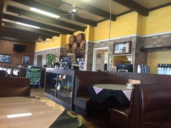 2. Francesco's Italian Restaurant & Pizzeria - Decatur