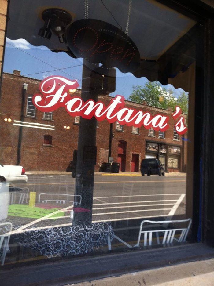 7. Fontana's - Fort Payne