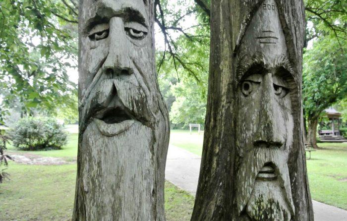 11. Tinglewood Trail at Orr Park - Montevallo, AL