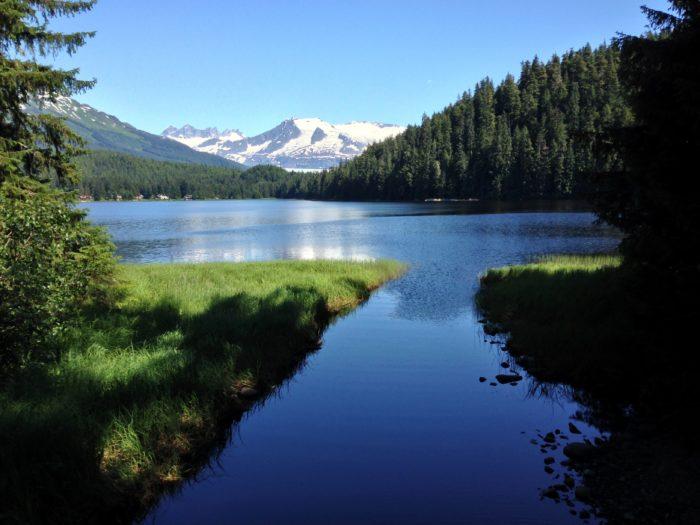 20. Auke Lake Trail – Juneau