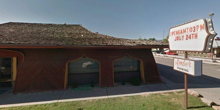 1. The Amber Restaurant, Salt Lake City