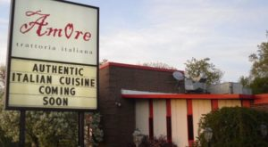 8. Amore Trattoria (Grand Rapids)