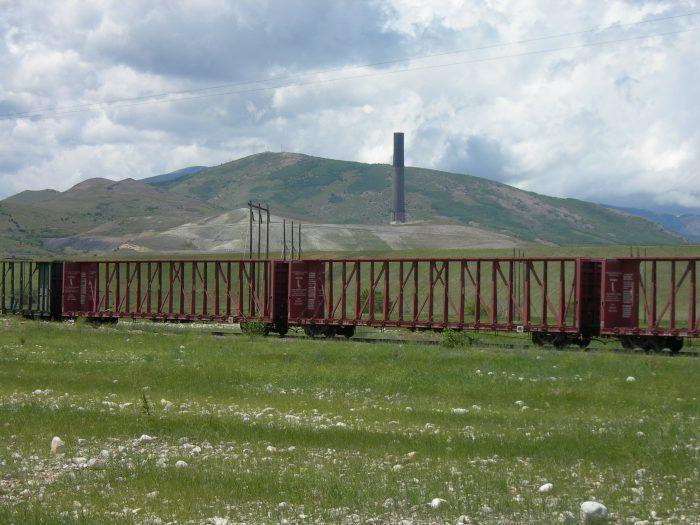 4.  The Anaconda Smelter Stack