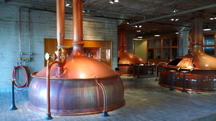11. Drink your way through the Anchor Steam Brewery.