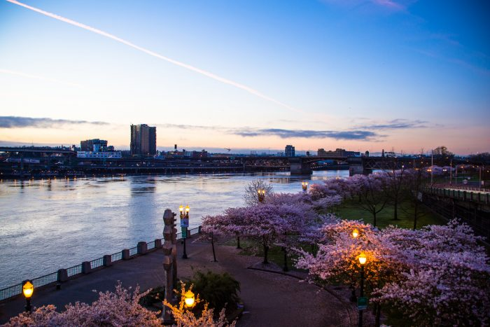 10. Tom McCall Waterfront Park
