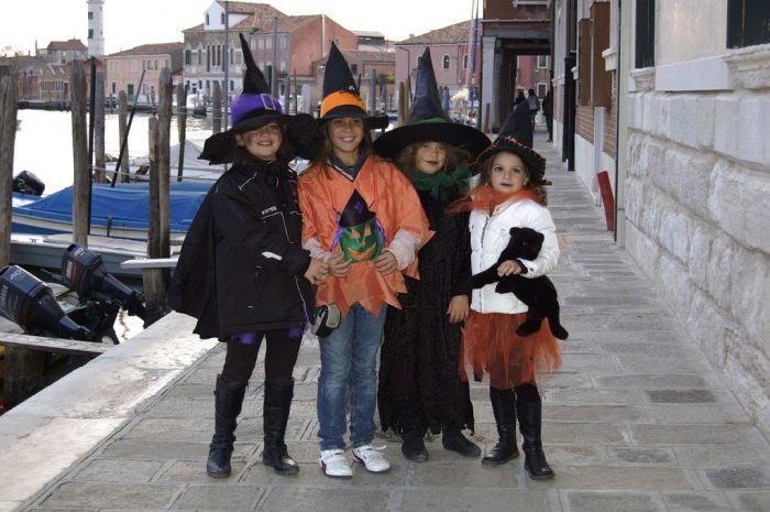 11. You plan your kids Halloween costume to fit under a rain coat