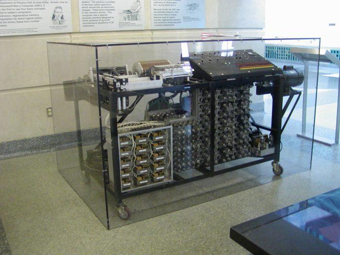 2. Iowa Creates First Digital Computer