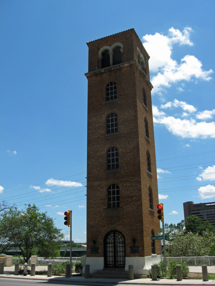 7. The Buford Tower