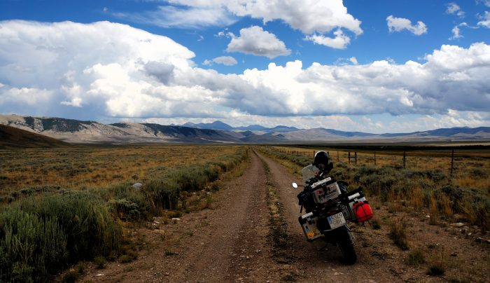 6. Experience Montana through the eyes of its first inhabitants by driving the Big Sheep Creek Back Country Byway.