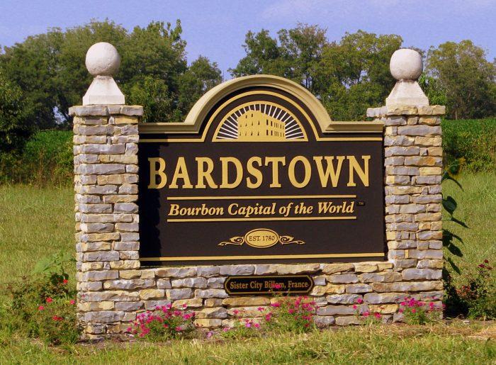3. Bardstown