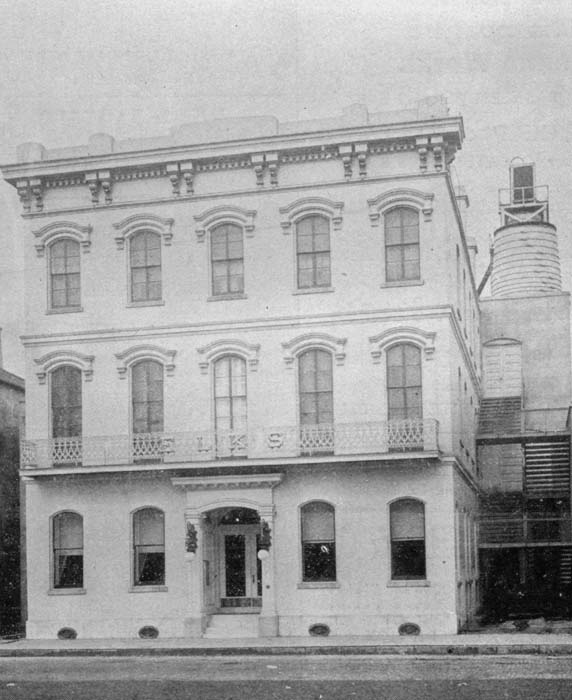 4. The Fancy Prostitute of Basin Street