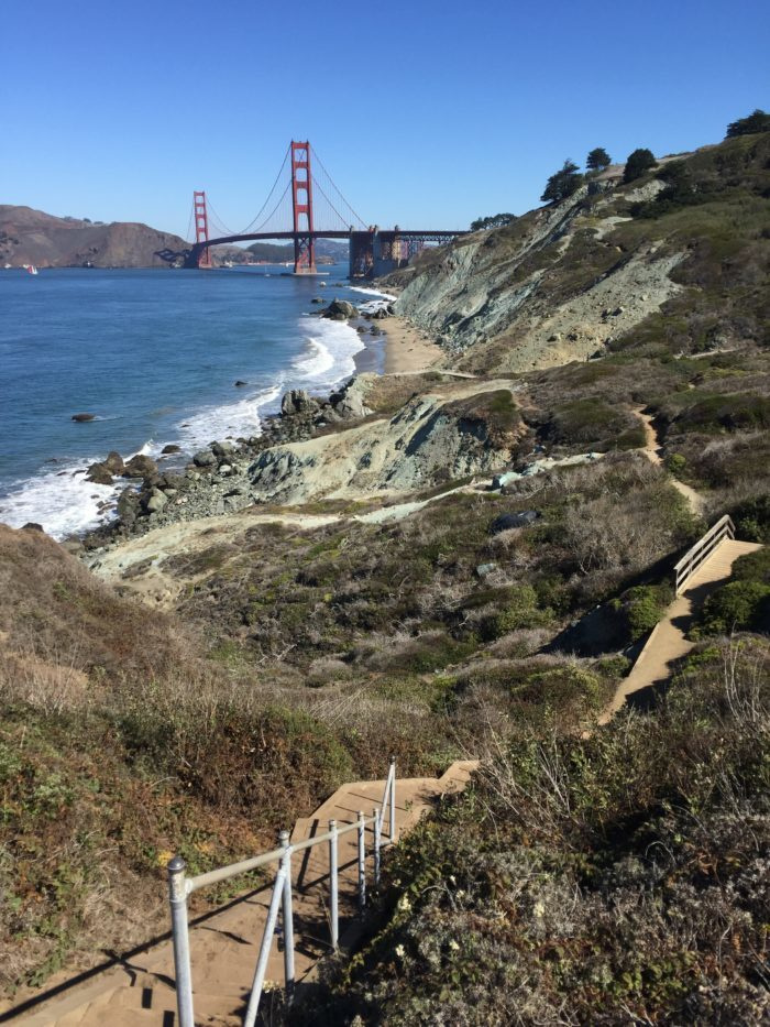 12. Between the epic hills, the spectacular stairways, and the incredible hiking, it's hard not to clock in your daily 10,000 steps in here. Just a few of the reasons San Francisco has some of the country's healthiest citizens.