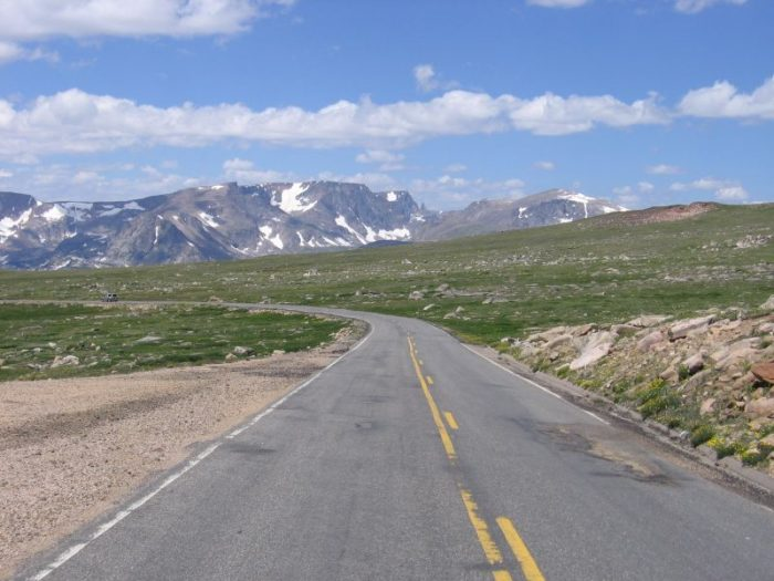 7. Take an unforgettable drive down the Beartooth Highway.