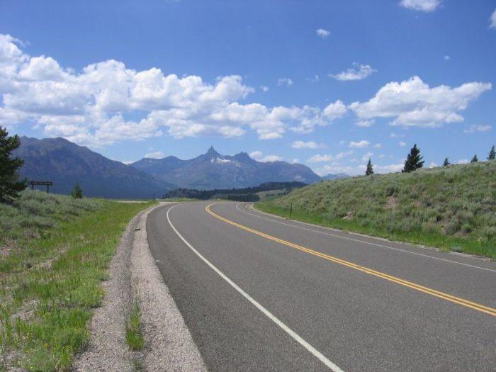 10. The Beartooth Highway