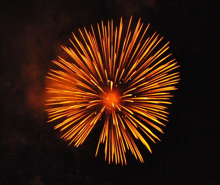 Annual Beckley City Fireworks