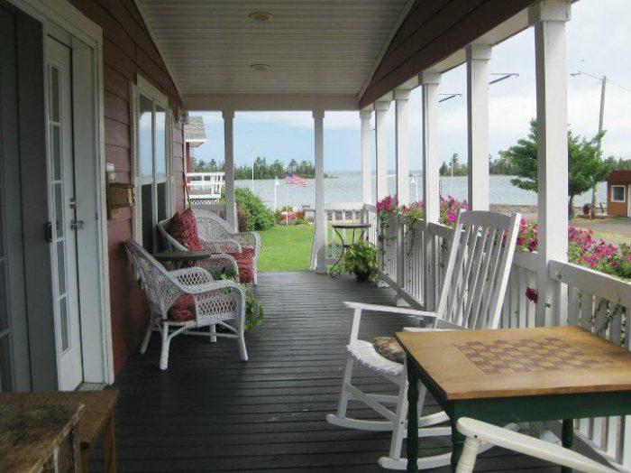 1. Bella Vista Motel, Copper Harbor