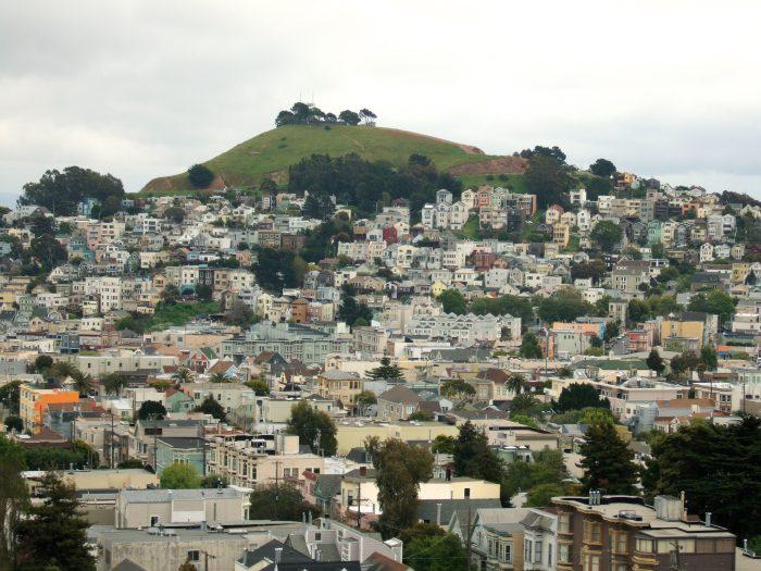 8. Bernal Heights Hill