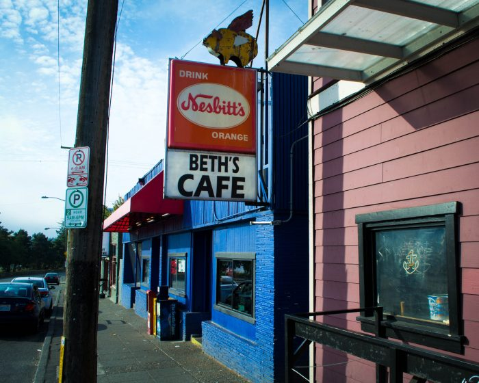 Beth S Cafe Seattle 7311 Aurora Ave N