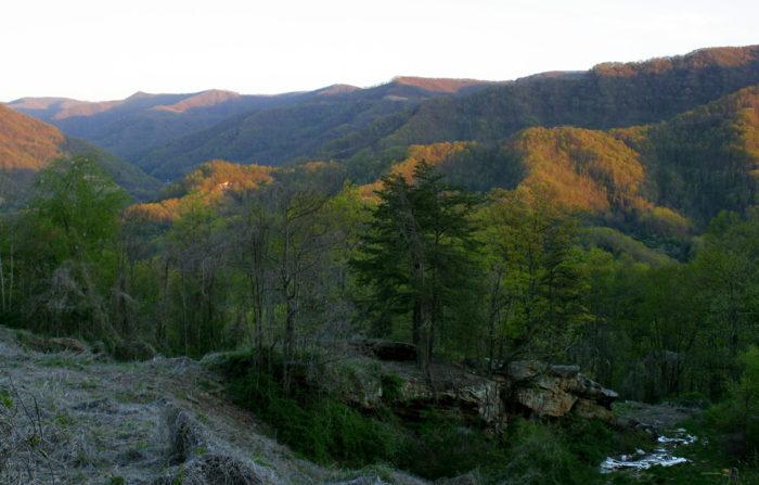 2. Black Mountain