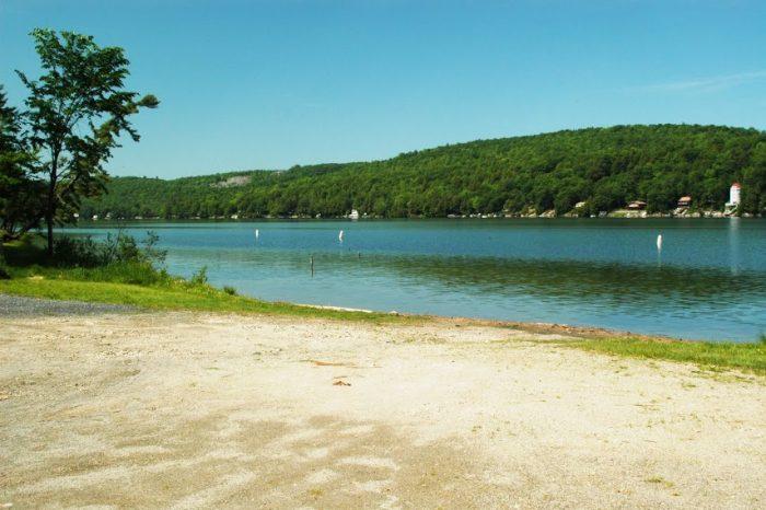 12.  Lake St. Catherine State Park, Poultney