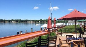 Try These 12 Michigan Restaurants For A Magical Outdoor Dining Experience