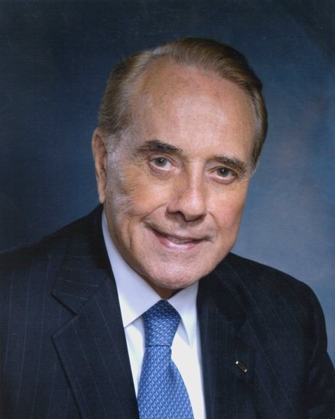 10. 1996: Kansas native and well-known conservative politician Bob Dole announces his run for President of the United States.