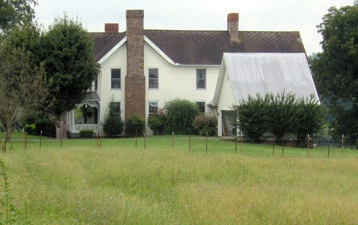 10. Brabson's Ferry Plantation