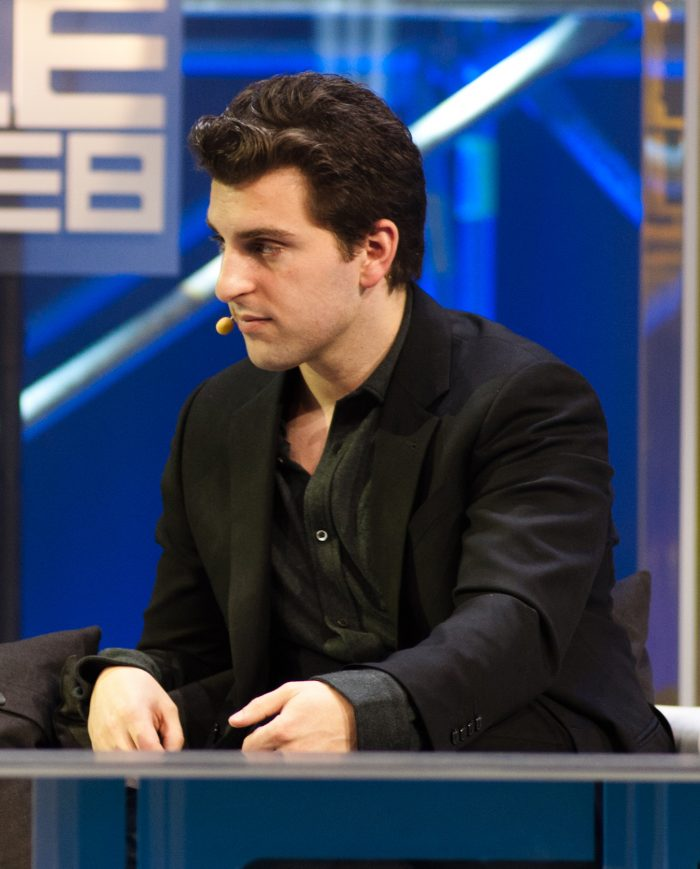 7. Brian Chesky: Co-Founder and CEO of Airbnb