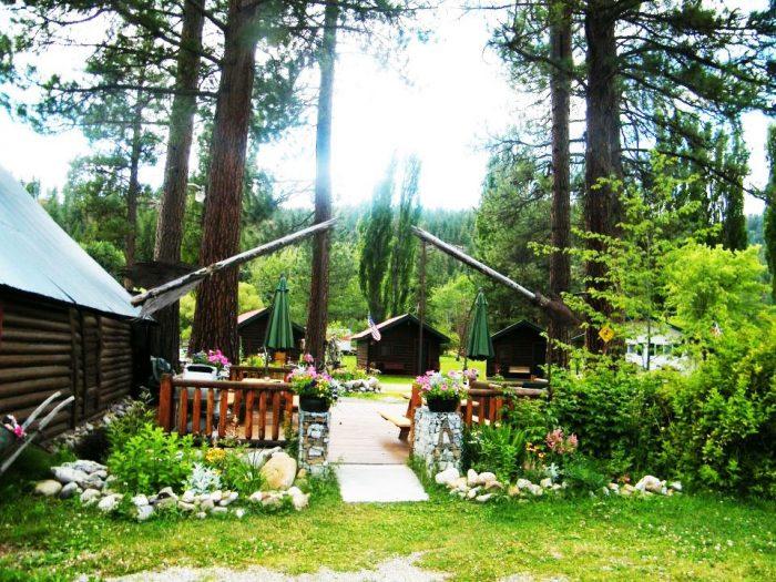 9. Ramey's Broken Arrow Resort, Gibbonsville