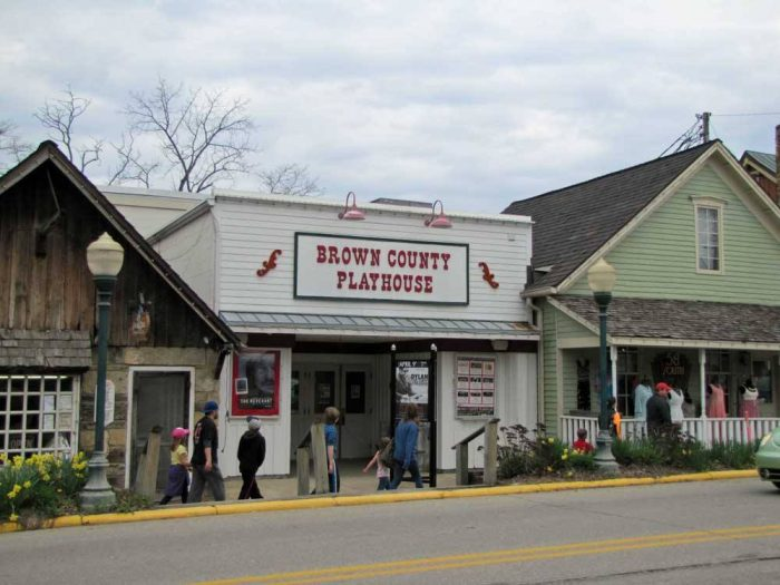 4. Brown County Playhouse